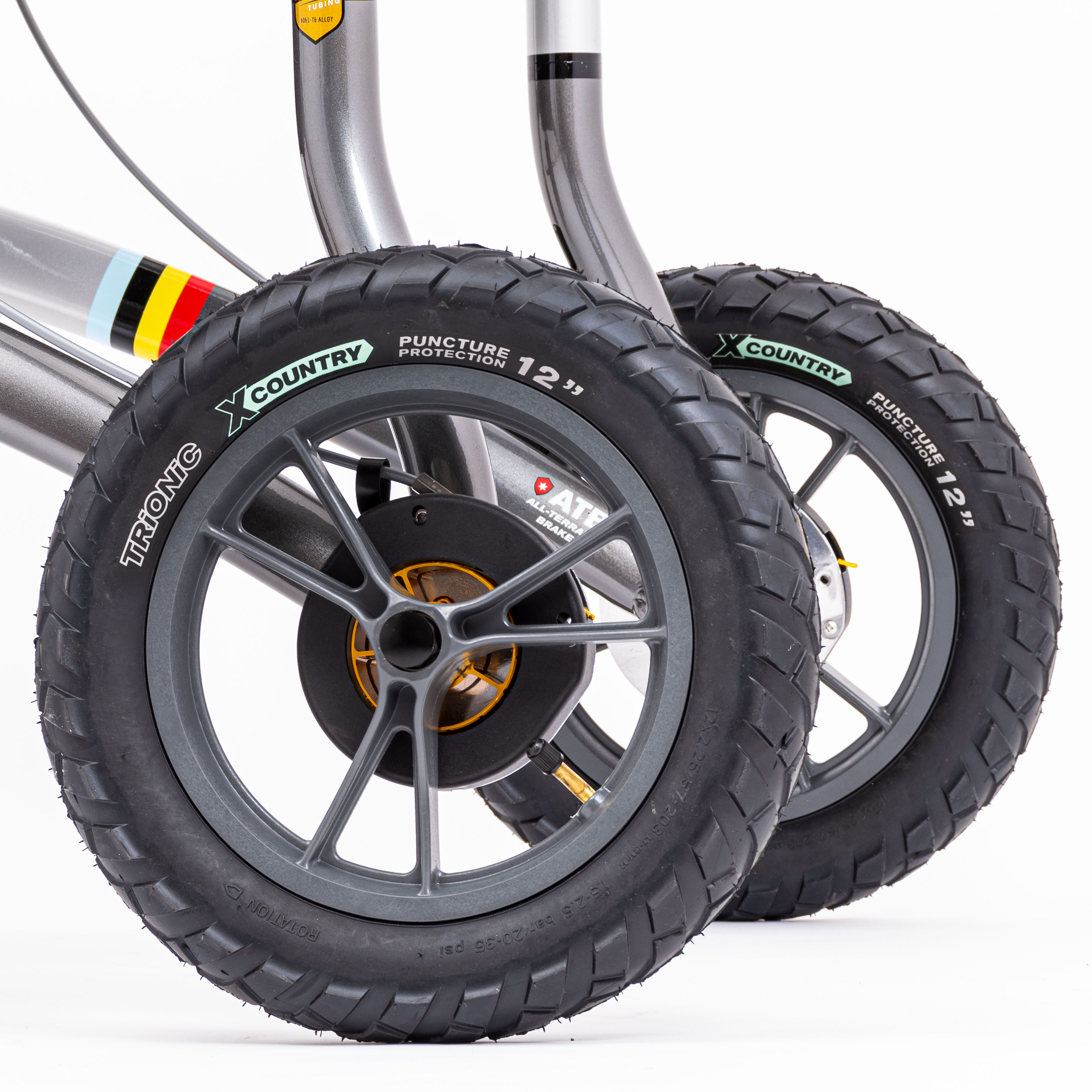 Trionic X-Country Tires