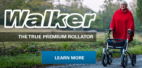 The New Premium Rollator
