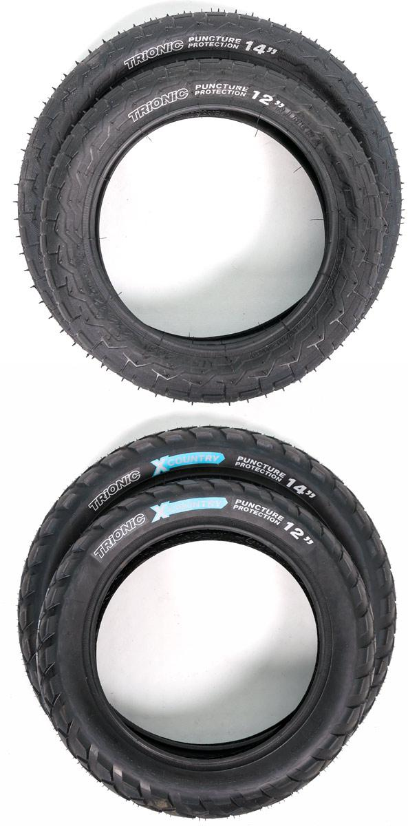 New Tires from Trionic.